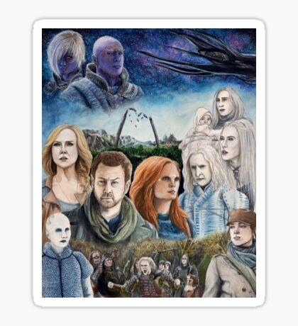 Defiance Season 3 Sticker