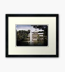 España 07 Framed Print