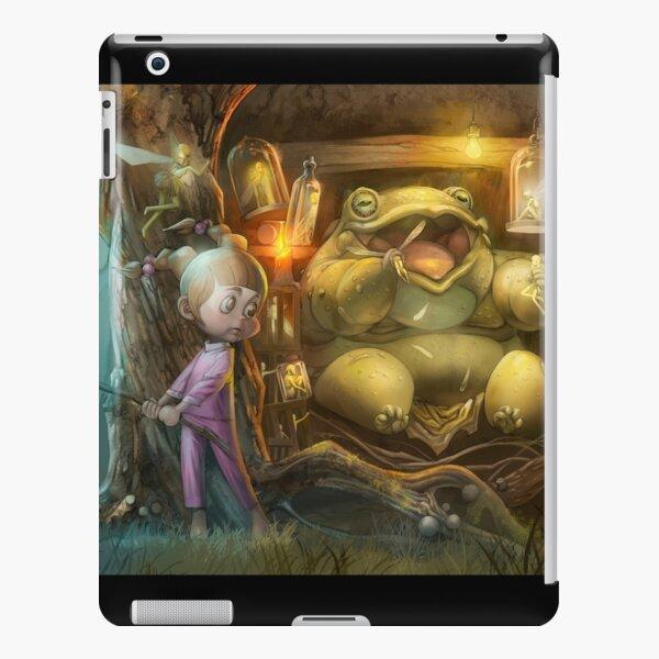 Fairy Eater Funda rígida para iPad