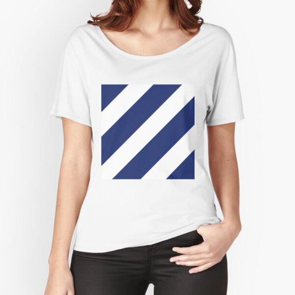 Insignia de la Tercera División de Infantería (3ID) Camiseta ancha