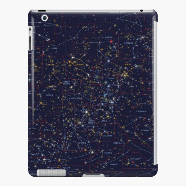 All the stars you can see from Earth iPad Snap Case