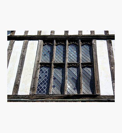 15th Century Medieval Window Photographic Print