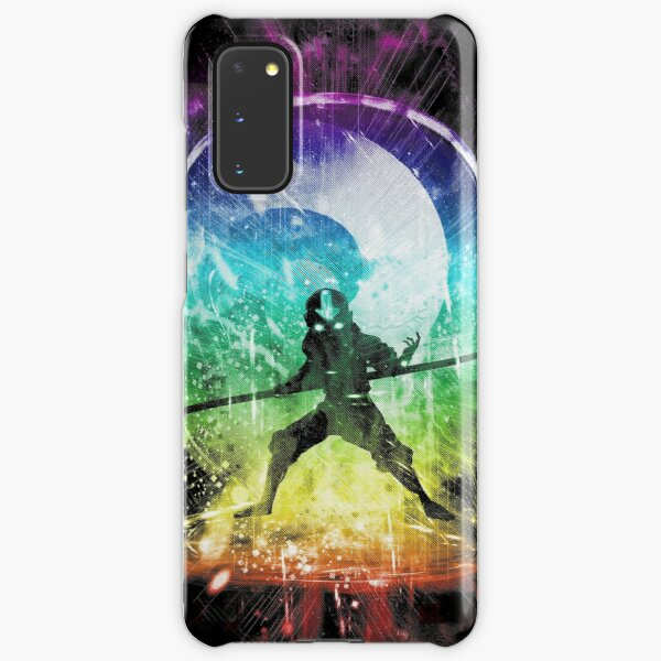 elemental storm Samsung Galaxy Snap Case