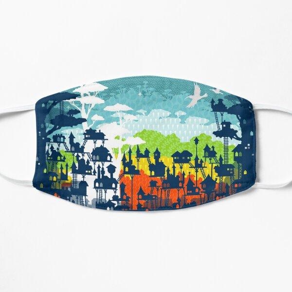 Rainforest City Mask