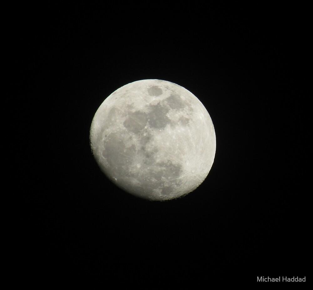 Lunar by Michael Haddad