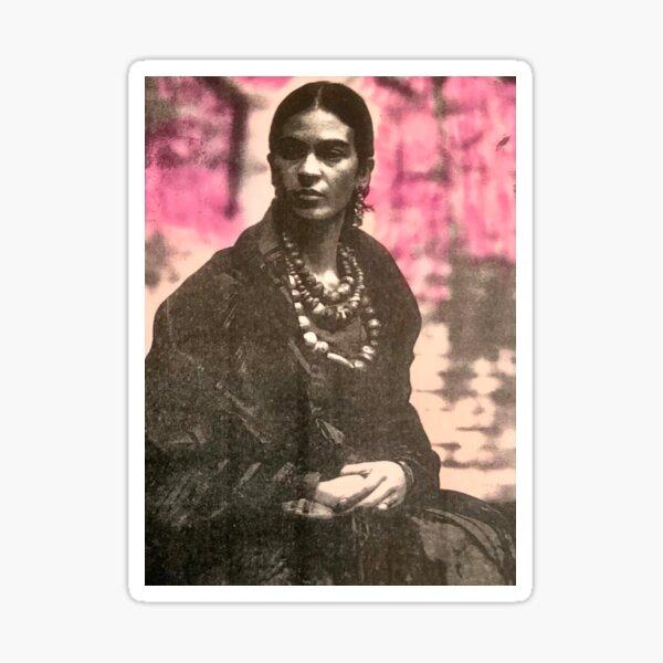 Frida the Queen Sticker