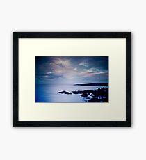 St Abbs, Scottish Borders Framed Print