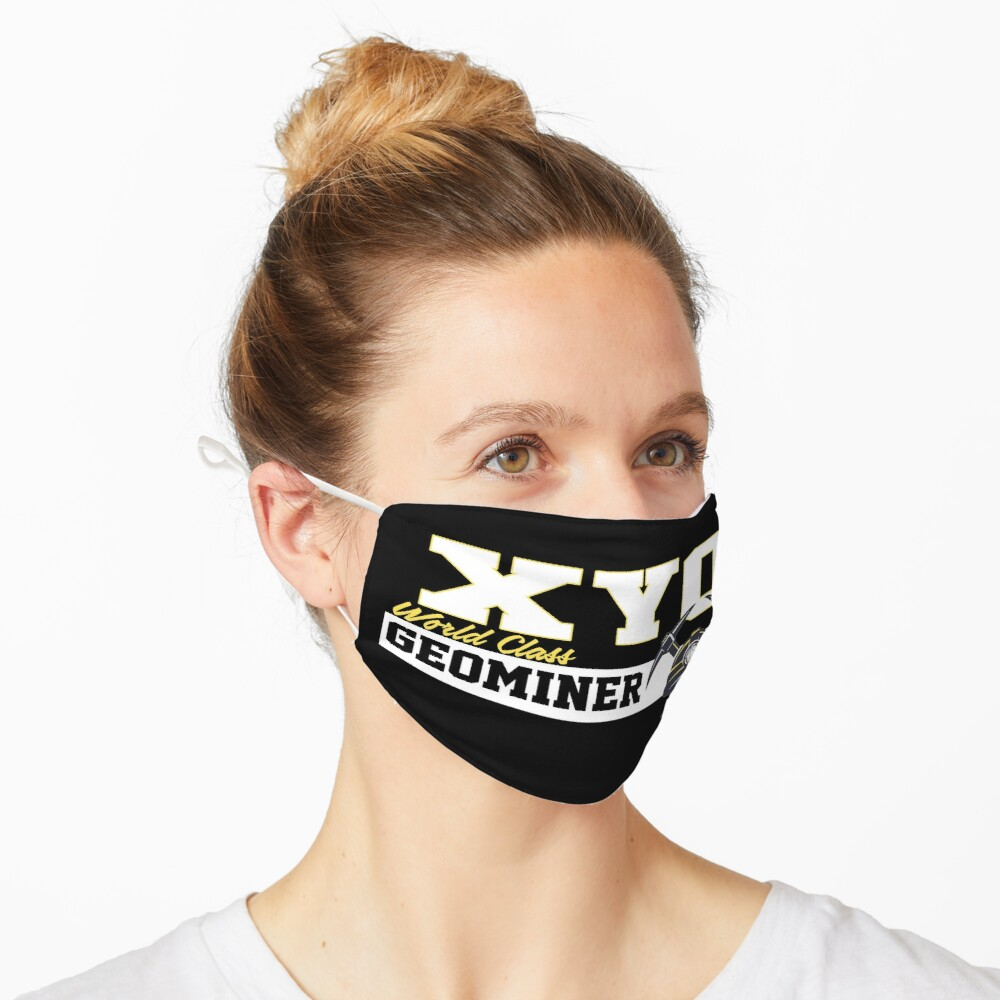 XYO World Class Geominer Design Mask