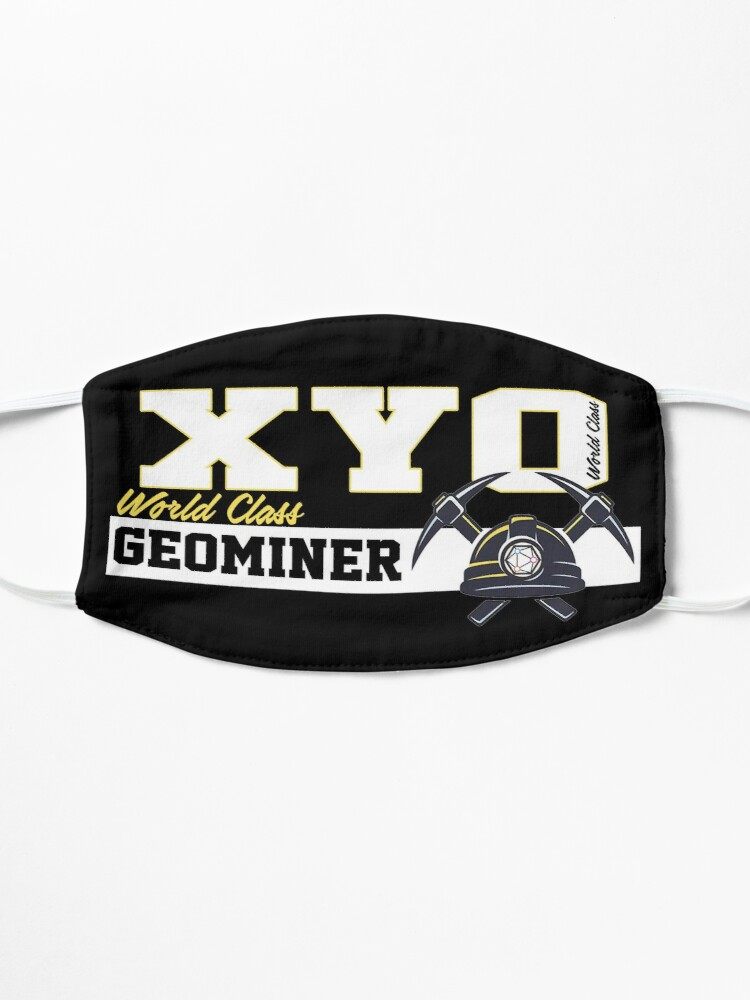 Alternate view of XYO World Class Geominer Design Mask