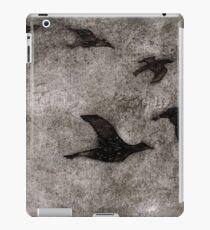 He Leadeth Me Bird Solar Print iPad Case/Skin