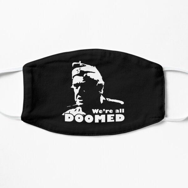 We're all DOOMED! Mask