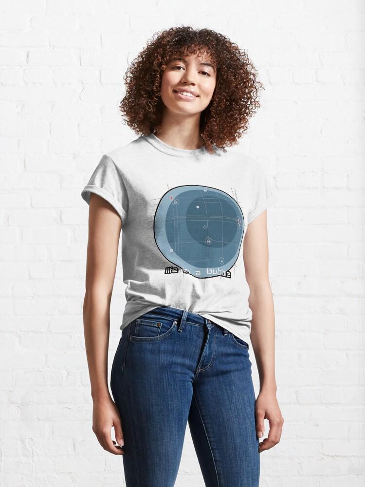 Alternative Ansicht von life in a bubble Classic T-Shirt
