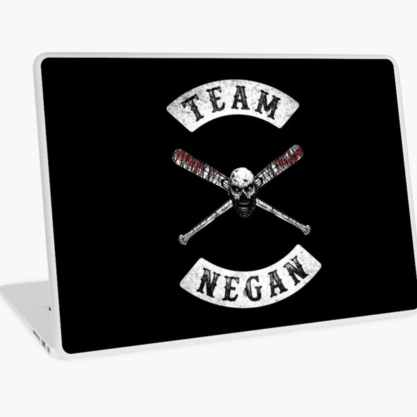 TEAM NEGAN Laptop Skin