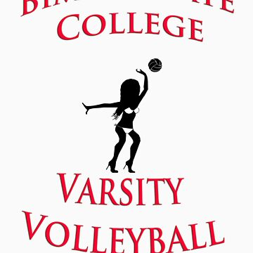 Bimbo State College Varsity Volleyball by billcannon
