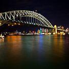 Reflections of Sydney by Jeremy Harrington