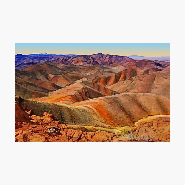 Arkaroola Landscape Photographic Print