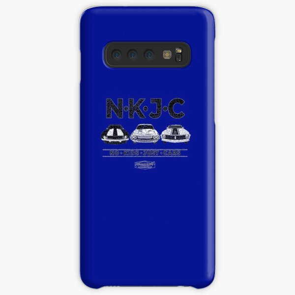 NKJC: No Kids Just Cars Samsung Galaxy Snap Case