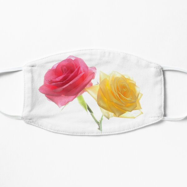 Two Lovers As roses Mask