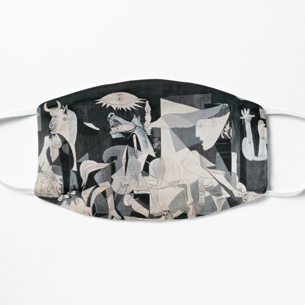 Pablo Picasso Guernica Mask