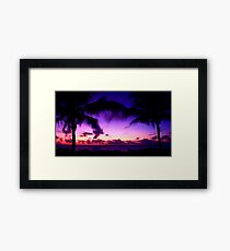 Fly Fish Point Framed Print