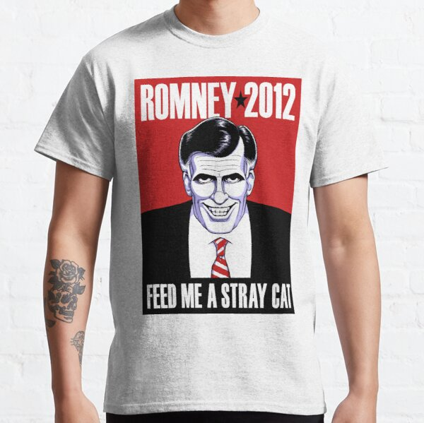 Mitt Romney: American Psycho Classic T-Shirt