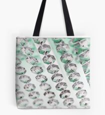 Diamonds and Emeralds Tote Bag
