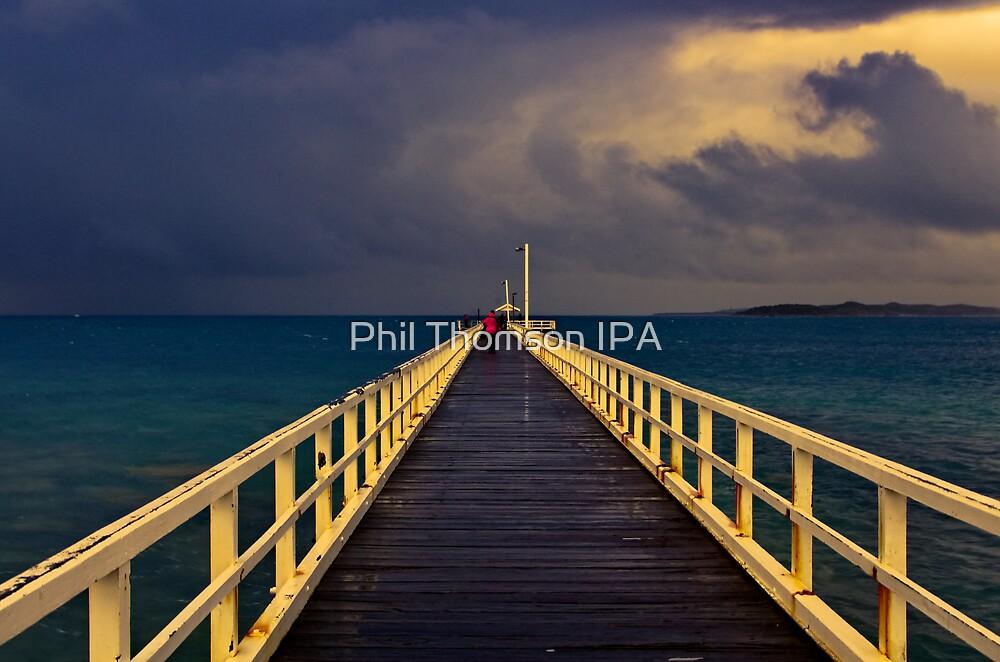 """Storm Promenade"" by Phil Thomson IPA"
