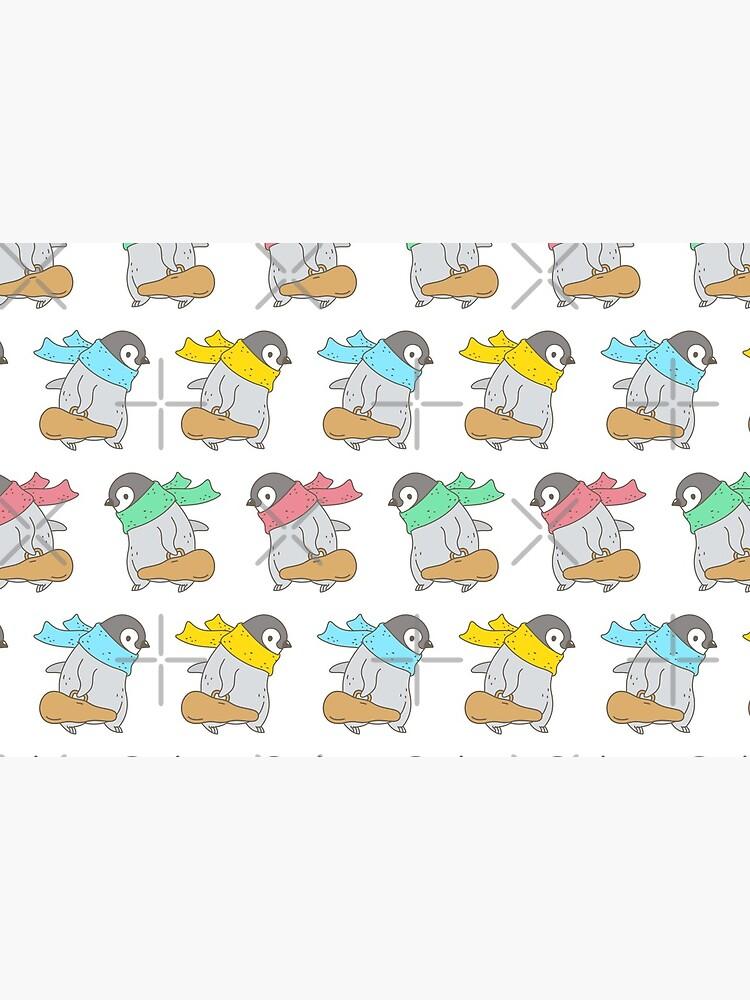 Penguin Violinist by Miri-Noristudio