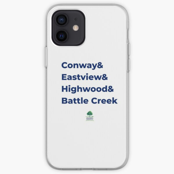 Show your Southeast Community Neighborhood Pride iPhone Soft Case