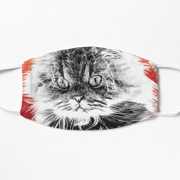 Angry Cat Mask