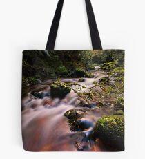 Old kaimai Stream drift Tote Bag