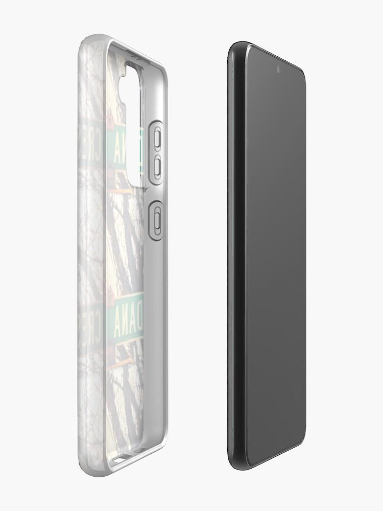 Alternate view of Dana, A gift for Dana, Dana street sign, Birthday gift for Dana  Case & Skin for Samsung Galaxy