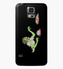 Bacon Zombie Case/Skin for Samsung Galaxy