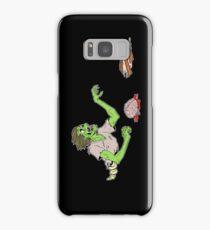 Bacon Zombie Samsung Galaxy Case/Skin