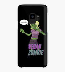 Lady Vegan Zombie Case/Skin for Samsung Galaxy
