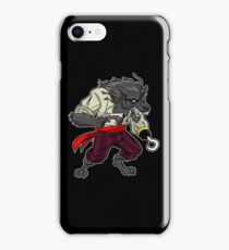 Salty Dog iPhone Case/Skin