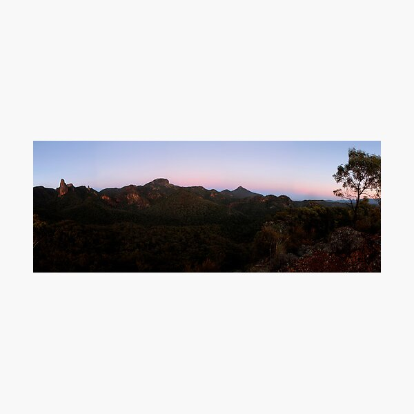 Warrumbungle National Park. Photographic Print