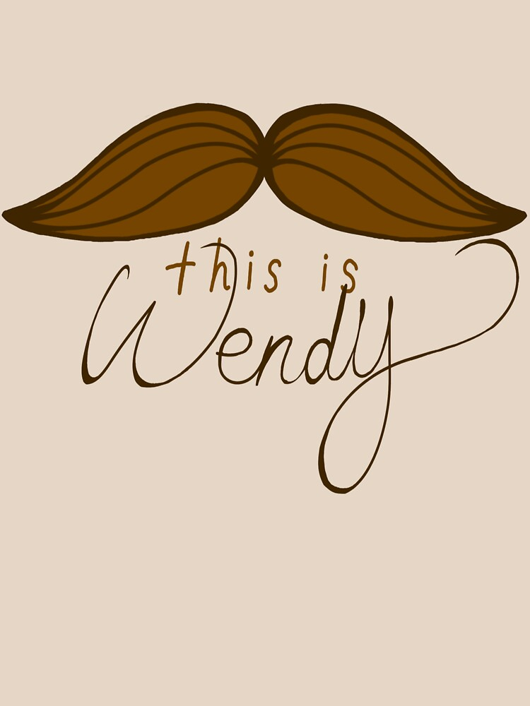 This is Wendy by vivianz