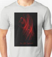©NLE Red V T-Shirt