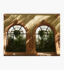 Fitzroy Conservatory Photographic Print