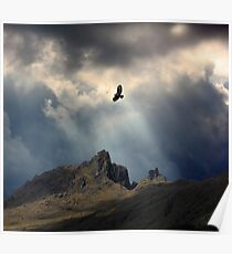 And I Soar. Poster