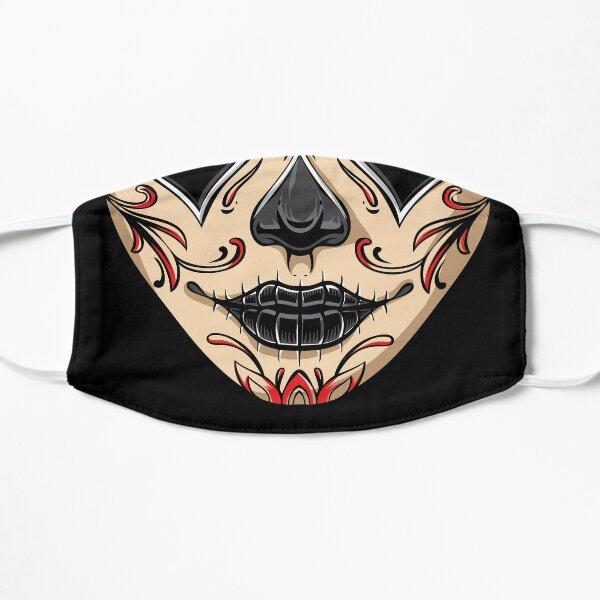 MASK La Catrina face mask cloth mask women Flat Mask