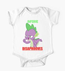 Spike Disapproves T-Shirt Kids Clothes