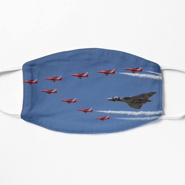 Red Arrows & Vulcan Formation Mask