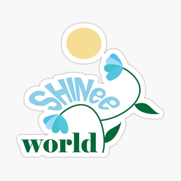 World version 2 Sticker