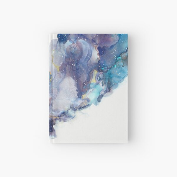 Glasgow space Hardcover Journal