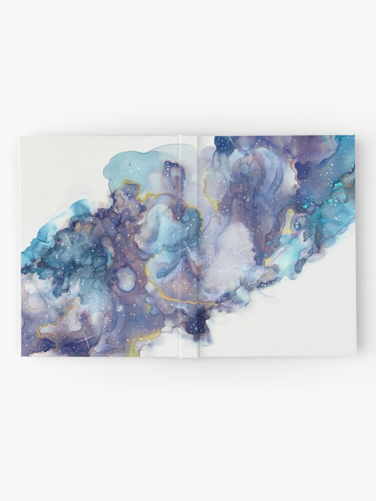 Alternate view of Glasgow space Hardcover Journal