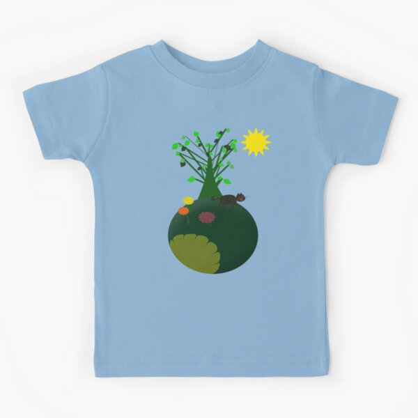 Live, laugh, play Kids T-Shirt