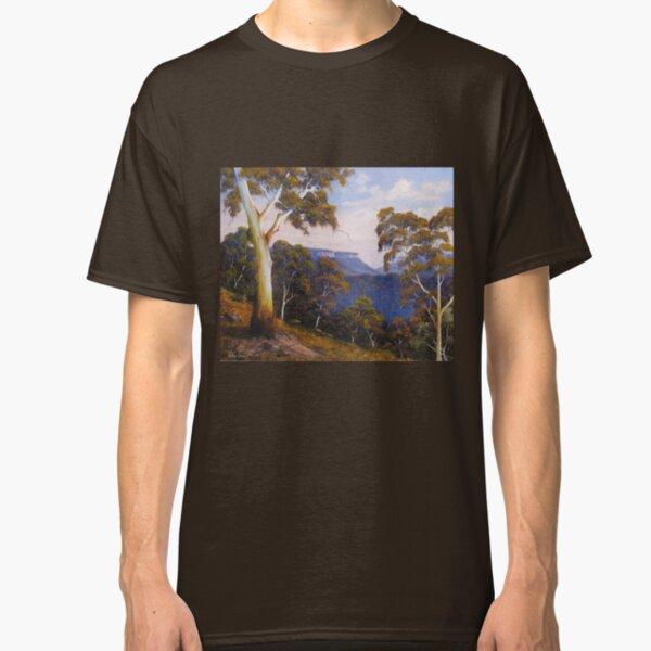 Mountain view Classic T-Shirt