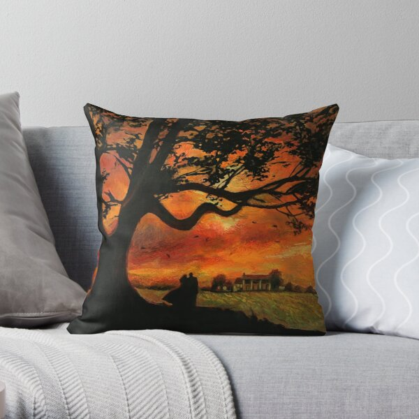 Gone with the wind - Gone with the wind Throw Pillow